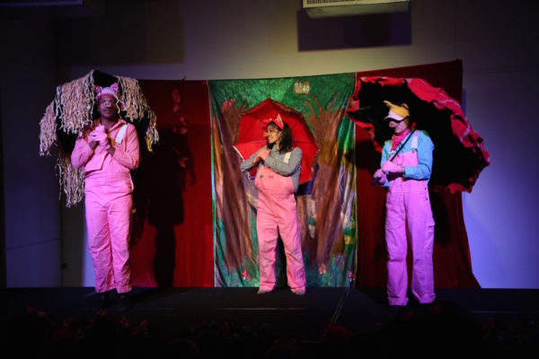 The Three Little Pigs - Galli Theater New York